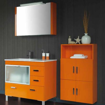 Outlet Liquidación Conjunto Mueble Baño Sergio Luppi JSM 04