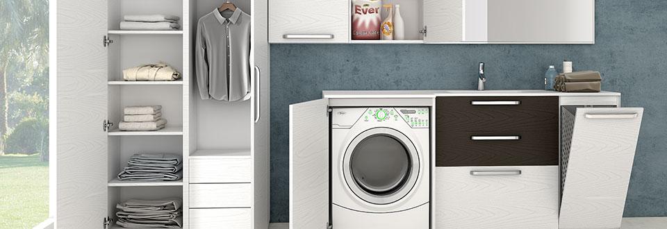 Distribución especial lavadoras